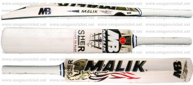 MB Malik Sher Amin Cricket Bat